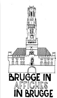 Het logo van Bruggeinaffiches.be